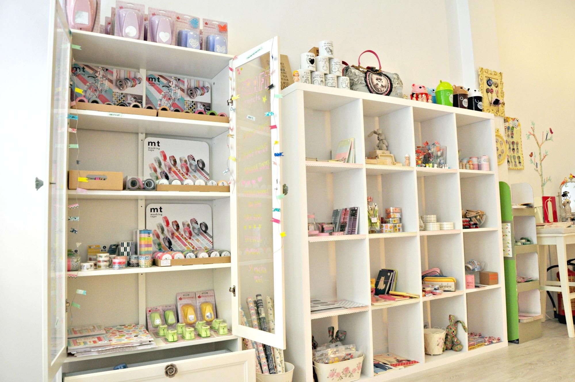 Souffl una tienda muy inspiradora en madrid muymolon - Tienda de cortinas madrid ...