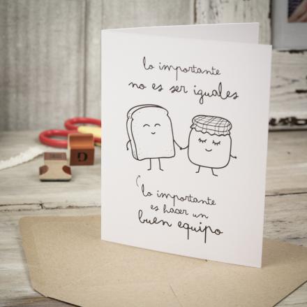 Mr_Wonderful_Shop_Tartjeta_lo_importante_no_es_ser_iguales_04