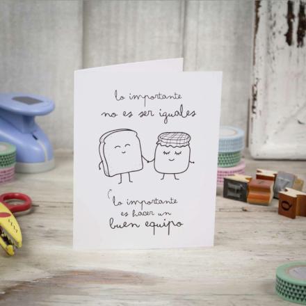 Mr_Wonderful_Shop_Tartjeta_lo_importante_no_es_ser_iguales_06