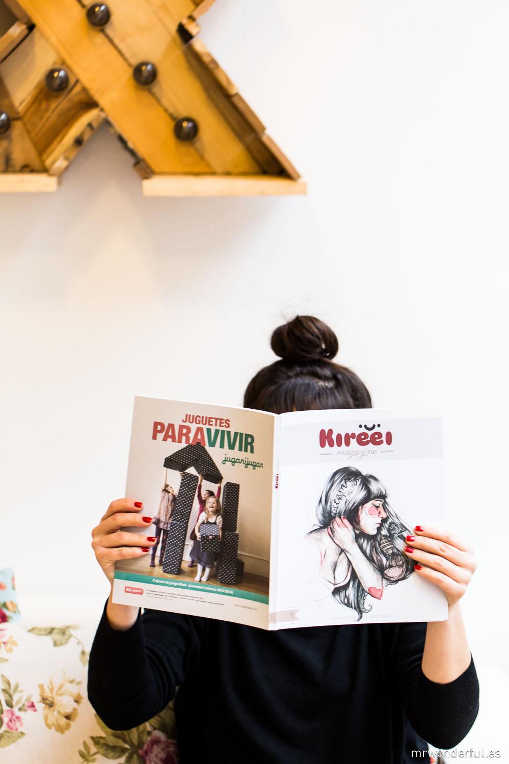 Mantita, sofá, café y el número cinco de Kireei Magazine. El plan perfecto  para una fría tarde de sábado | muymolon.com | Bloglovin'