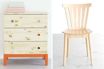 muebles con muuuuuucho estilo para todos los bolsillos. Black Bedroom Furniture Sets. Home Design Ideas
