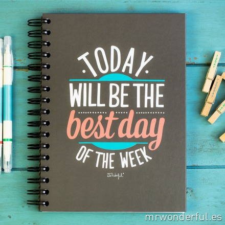 mrwonderful_libreta_today will be the best today of the week-9