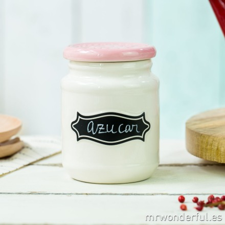 mrwonderful_24926_bote-ceramica-etiqueta-pizarra_tapa-rosa-pequeño-1