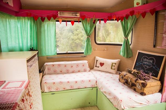 Querer vivir para siempre en una caravana muymolon - Interiores de caravanas ...