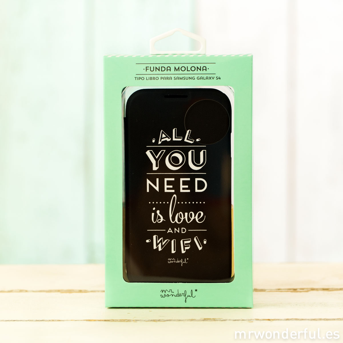 mrwonderful_MRFOL001_funda-negra-samsung-galaxy-S4_all-you-need-love-wifi-1