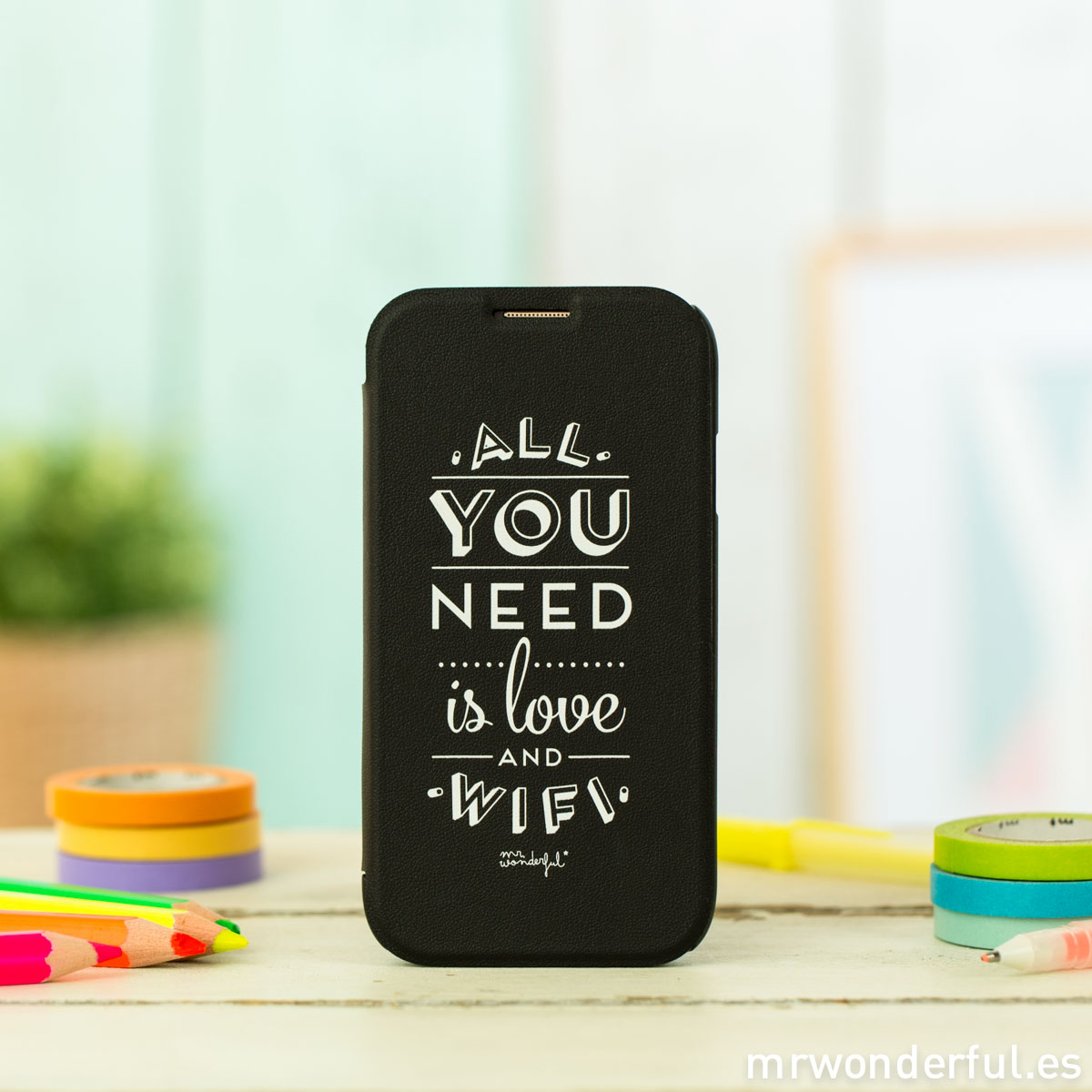 mrwonderful_MRFOL001_funda-negra-samsung-galaxy-S4_all-you-need-love-wifi-8