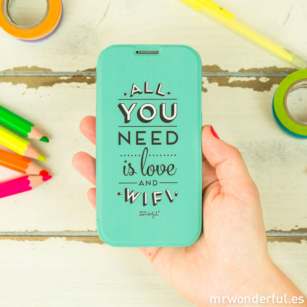 mrwonderful_MRFOL002_funda-mint-samsung-galaxy-S4_all-you-need-love-wifi-23