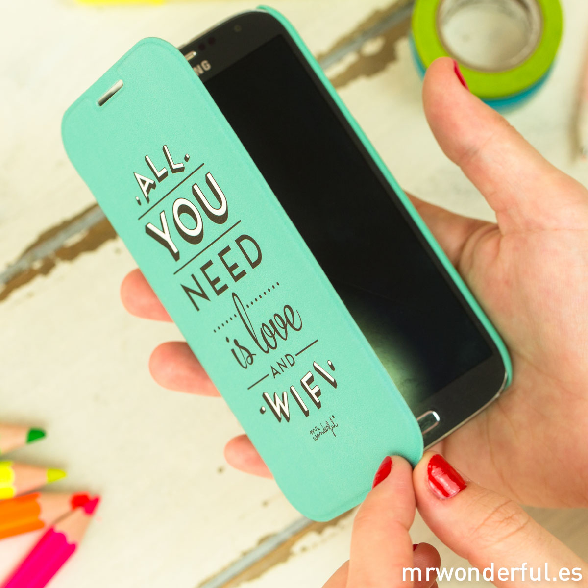 mrwonderful_MRFOL002_funda-mint-samsung-galaxy-S4_all-you-need-love-wifi-26