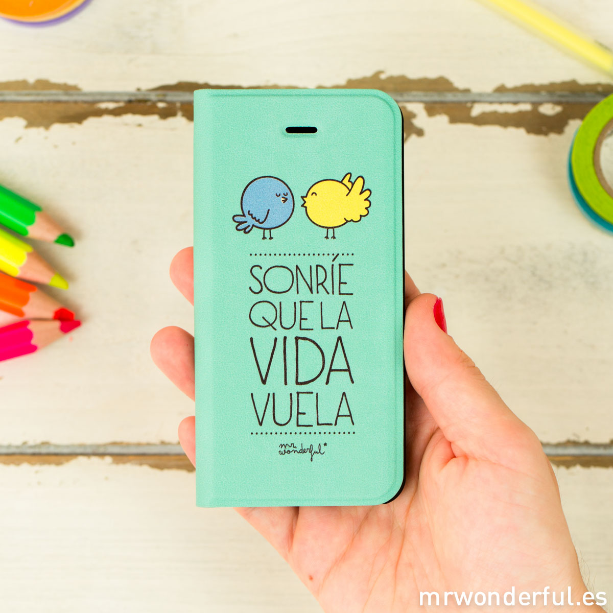 mrwonderful_MRFOL003_funda-mint-iphone-5-5s_sonrie-vida-vuela-23