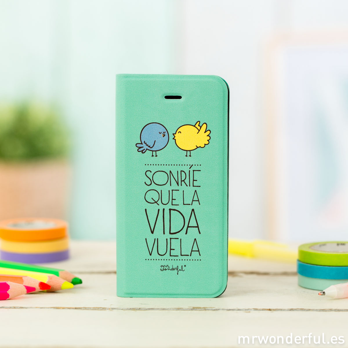 mrwonderful_MRFOL003_funda-mint-iphone-5-5s_sonrie-vida-vuela-7