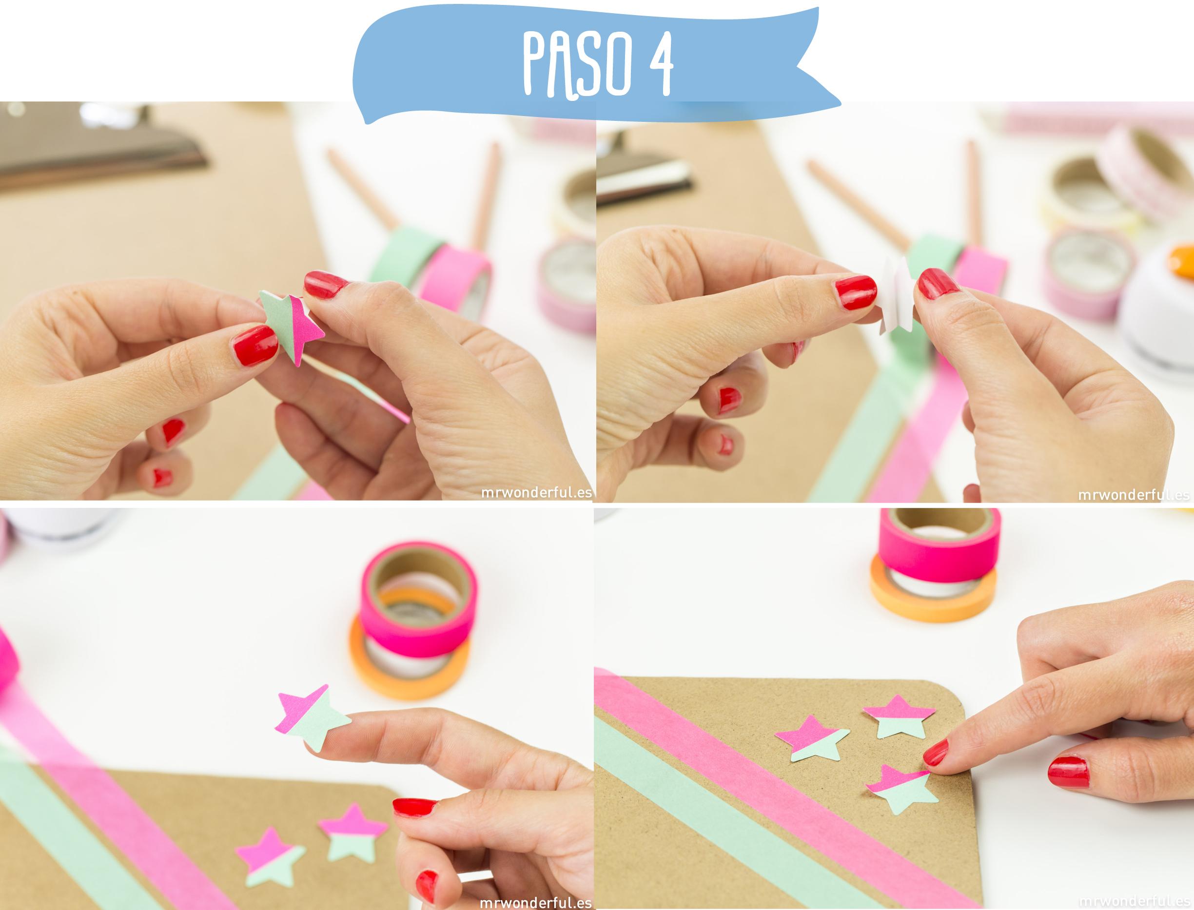 Tutorial – Cómo hacer formas de muchos colores y medidas con ...