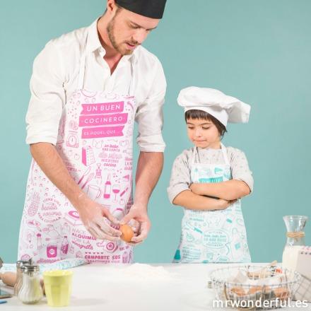mrwonderful_DELANTAL01-DELANTAL03_Davantal-Adult-Cocinero-ROSA_Pinche-Verde-164