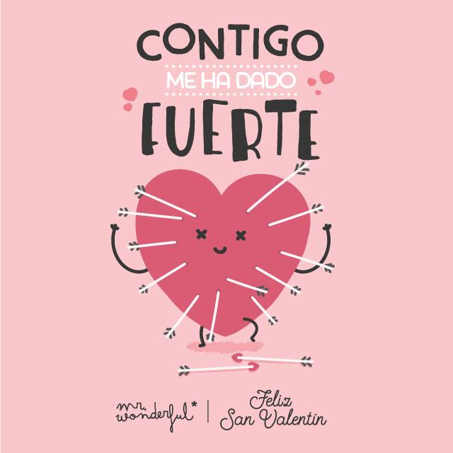 Descargables Mr Wonderful San Valentín Onlyness