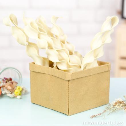 Mr.Wonderful cesta de papel