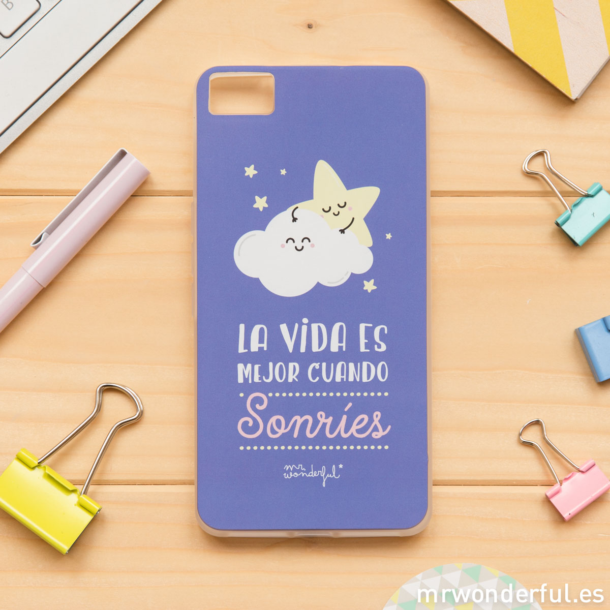 carcasa mr wonderful huawei p8 lite